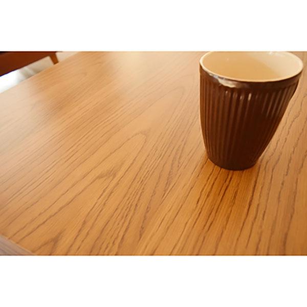 スマート&パワフルな欧風デザインコタツテーブル 120×60cm