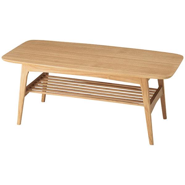 アッシュ天然木 センター | ディスプレイテーブル